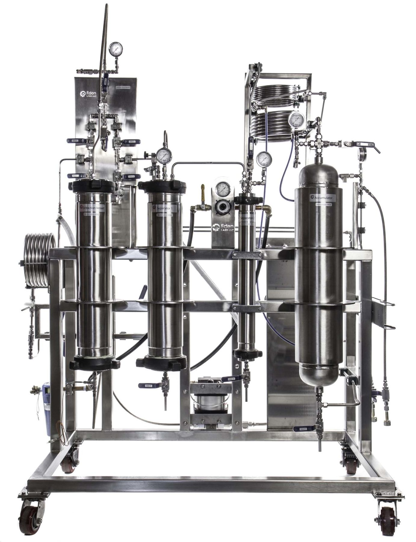 Hi-Flo™ 5 Liter 2,000 Psi Supercritical CO2 extractor