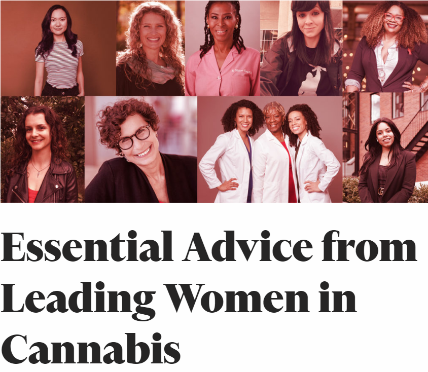 Essential Advice from Leading Women in Cannabis